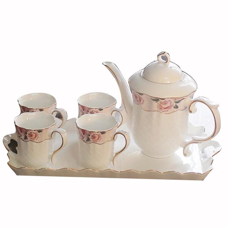 欧式茶具套装