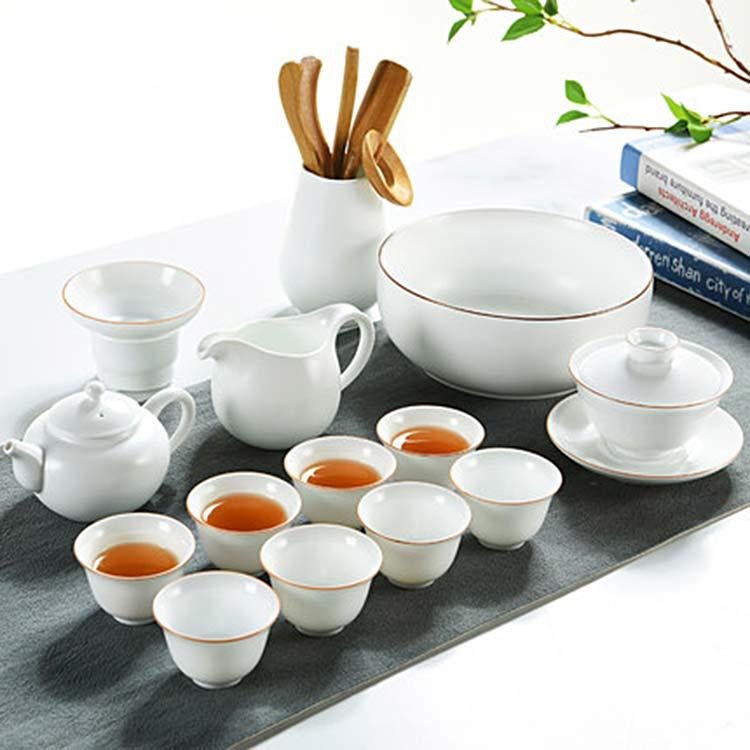 陶瓷功夫茶具