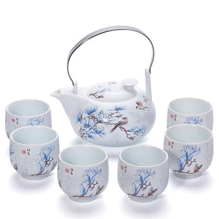 现代陶瓷功夫茶具