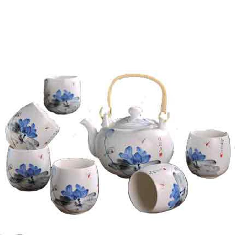 景德镇陶瓷茶具套装