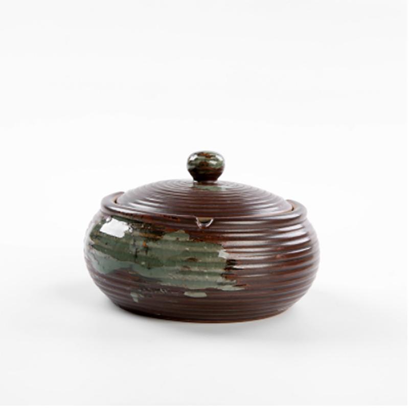 中式创意复古个性客厅办公室烟缸