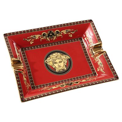 新中式仿古创意时尚烟灰缸摆件