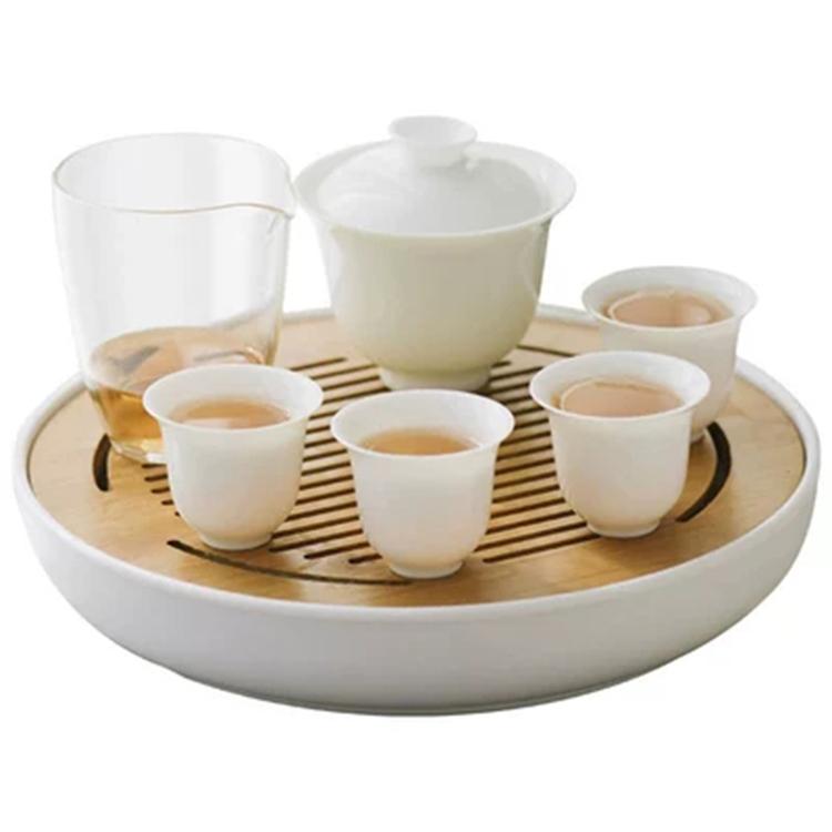 陶瓷简约现代功夫茶具