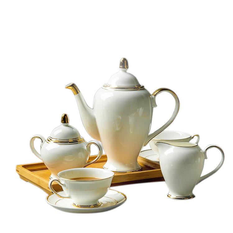 北欧咖啡具陶瓷套装