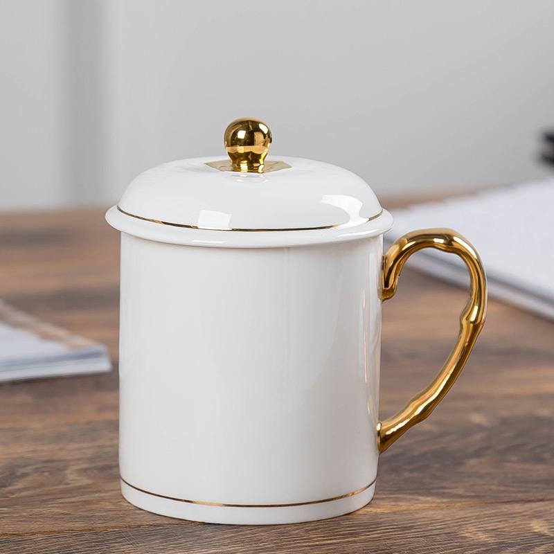 公司成立纪念礼品茶杯