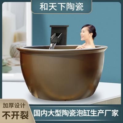 景德镇陶瓷水缸