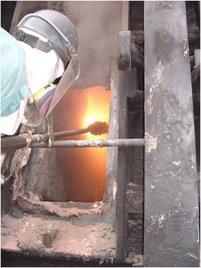 英国高温炉修补胶-高温炉密封胶-窑炉修补密封胶