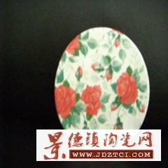 陶瓷花纸胶