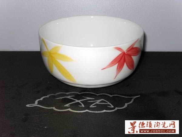"""新安陶瓷-4.25""""韩式碗XA0250"""