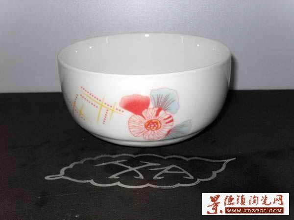 """新安陶瓷-4.25""""韩式碗XA0247"""