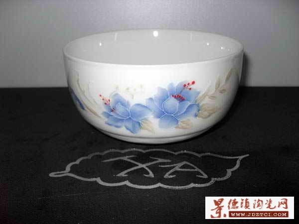 """新安陶瓷-4.25""""韩式碗XA0245"""