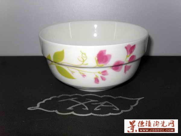 """新安陶瓷-4.25""""护边碗XA0240"""