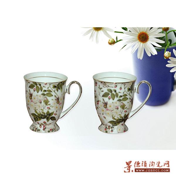 骨瓷杯碟,骨瓷杯,韩国骨瓷骨瓷