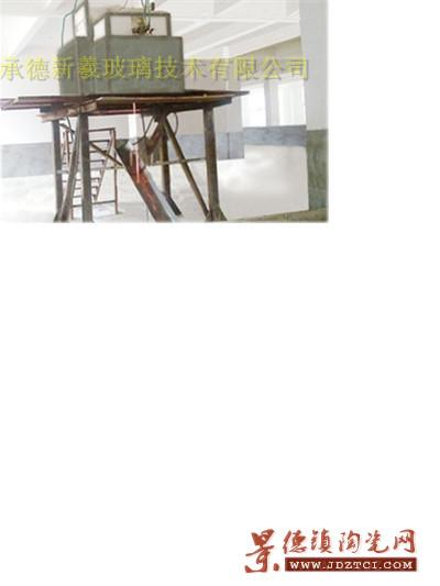 设计建造陶瓷釉料电熔炉