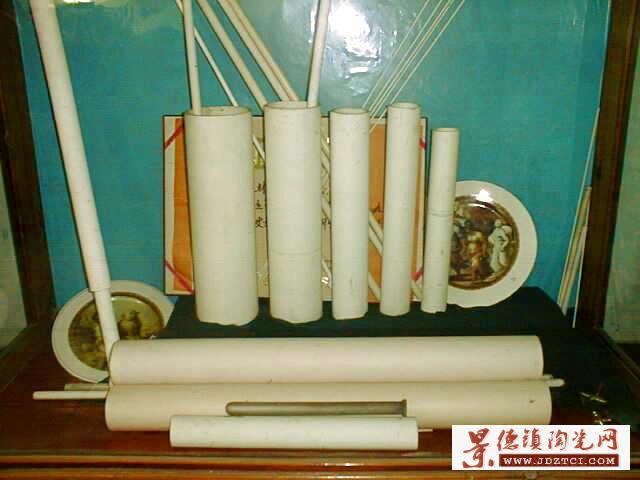 95瓷热电偶保护管