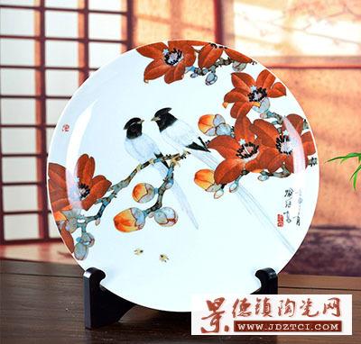 景德镇陶瓷创意工艺品摆件