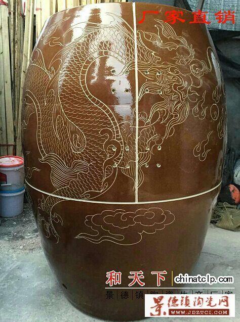 景德镇陶瓷养生瓮厂家
