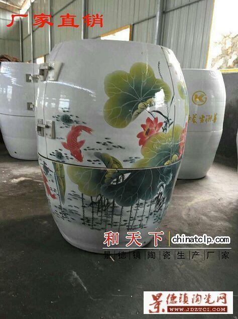 定做汗蒸陶瓷养生瓮厂家