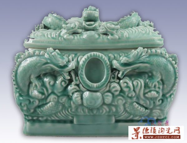 陶瓷骨灰盒批发_天聚景陶瓷有限公司