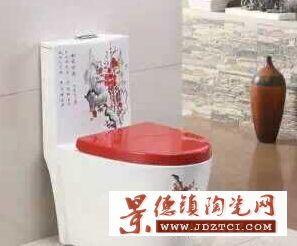 马可波罗彩色座便器,彩色陶瓷产品