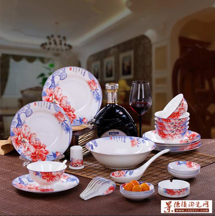 春节精品陶瓷餐具
