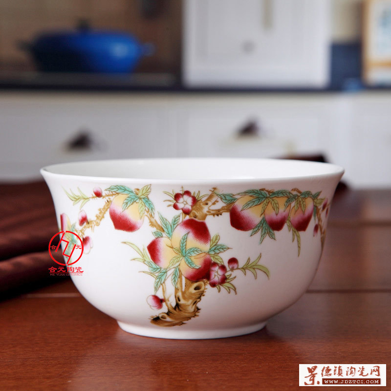 定做陶瓷寿碗厂家