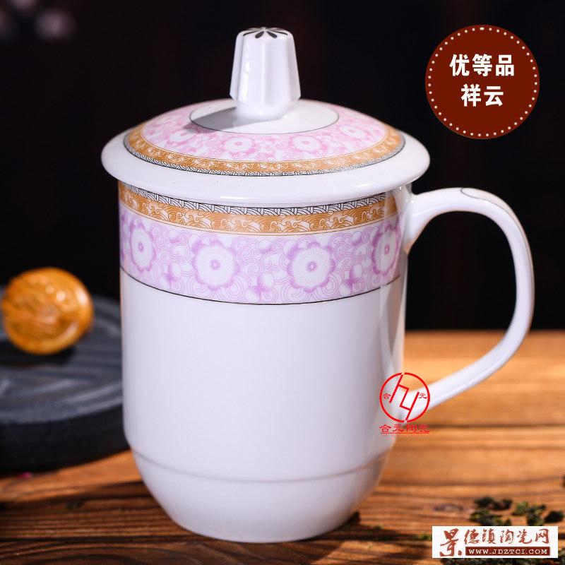 景德镇定制陶瓷杯厂家