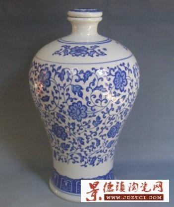 陶瓷酒瓶酒坛生产打样加工