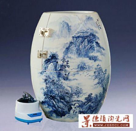 陶瓷巴马养生瓮,陶瓷养生樽,巴马养生樽,瓷蒸瓮,御蒸缸,活瓷能量瓮