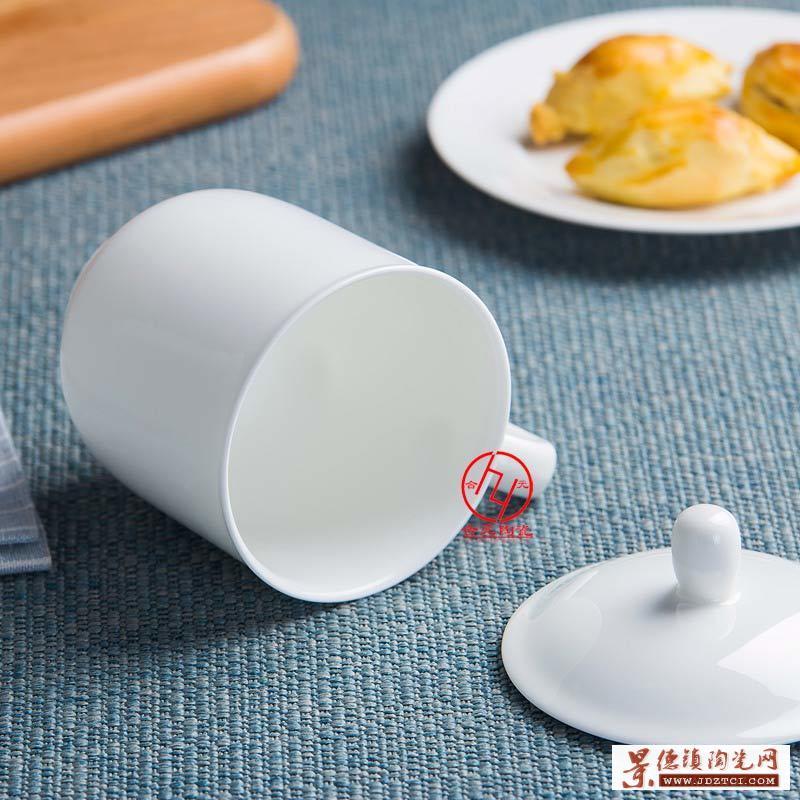 景德镇定制创意礼品陶瓷茶杯