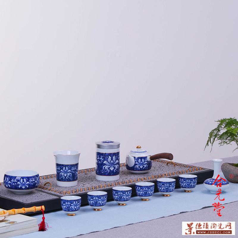 陶瓷茶具批发厂家