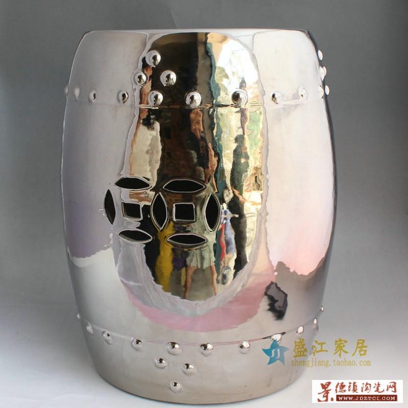 新款厂家批发陶瓷鼓凳
