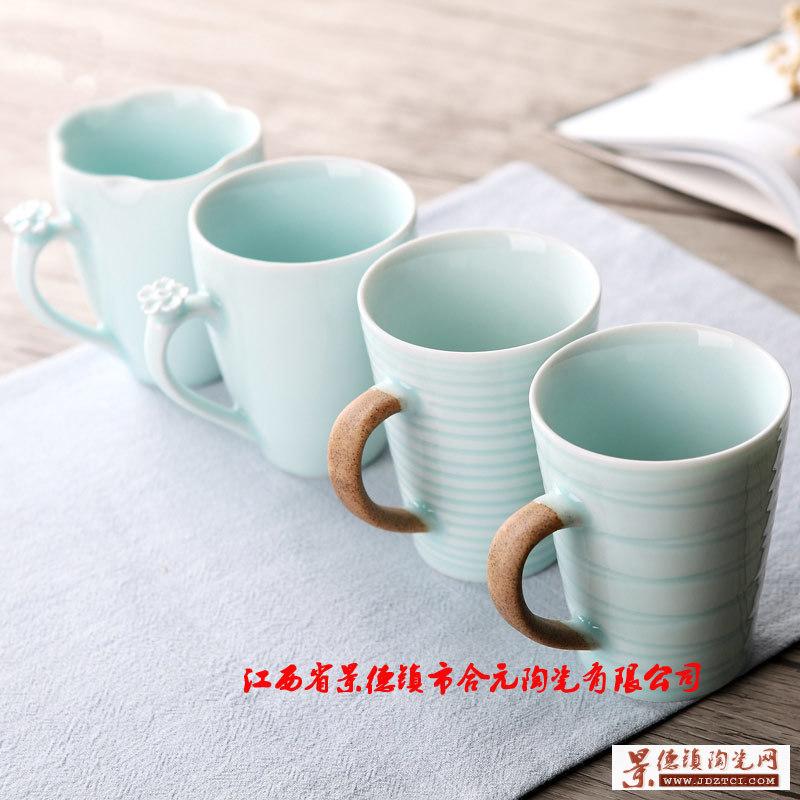 陶瓷茶杯批发定做