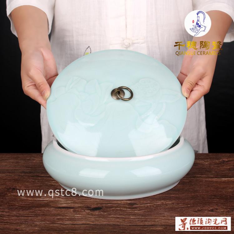 陶瓷红枣罐款式