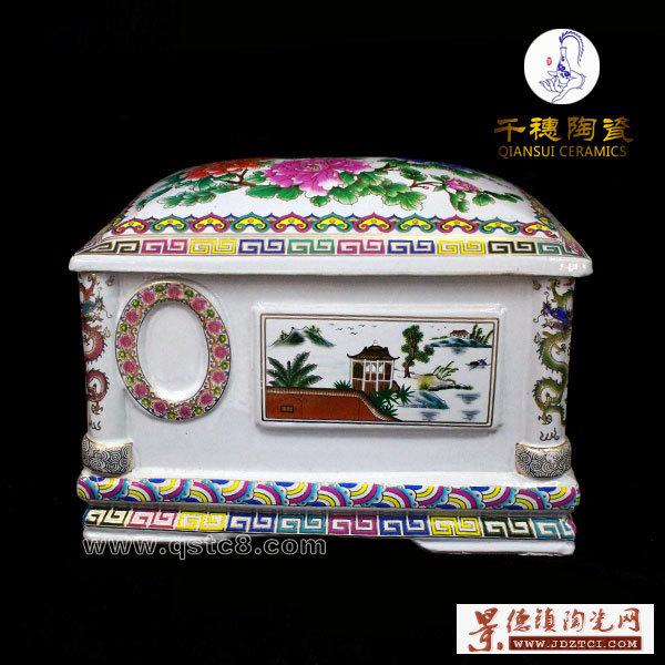 陶瓷骨灰盒一般多少钱一个