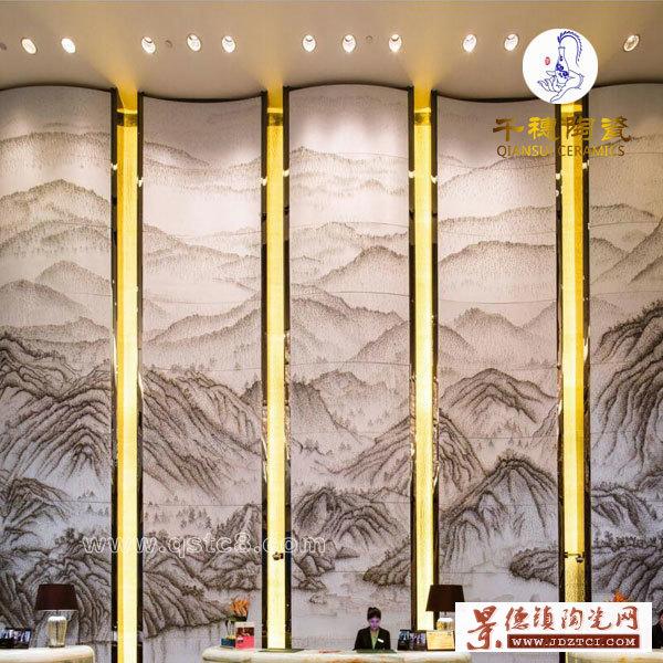 景德镇陶瓷壁画厂家
