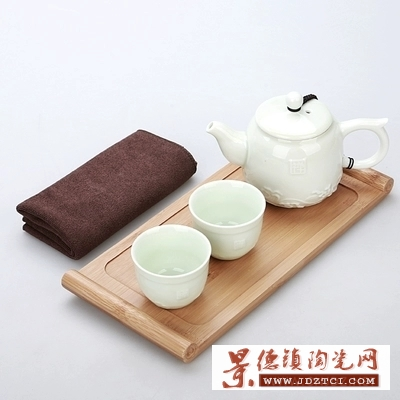 景德镇旅行茶具套装功夫茶具茶杯