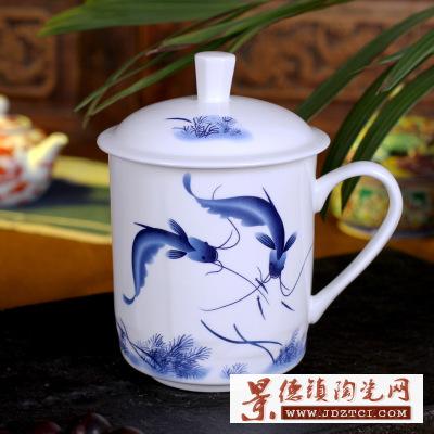景德镇骨瓷茶杯