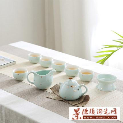 功夫茶具茶壶茶杯礼品